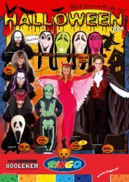 Halloween brosjyren 2009 - Ringo