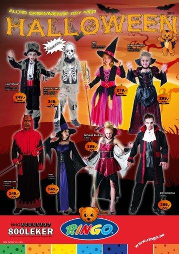 Halloween 2011 - Ringo