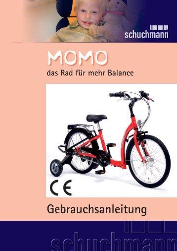 Bedienungsanleitung - Schuchmann Reha