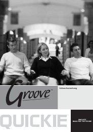 Groove D neu - RoTec Leipzig
