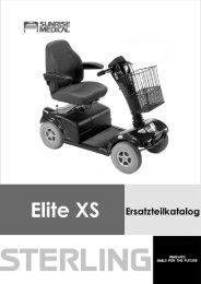 Print Katalog - Elite XS - RoTec Leipzig