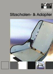 Sitzschalen- & Adapter - RoTec Leipzig