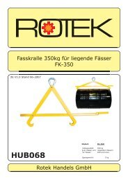 HUB068 - Rotek