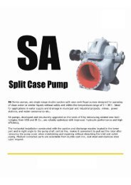 Split Gase Pump - Rotek