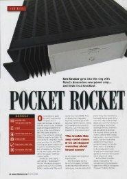 RB-1092 HiFi News - Rotel