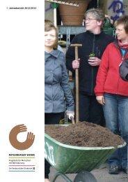 ROTENBURGER WERKE Jahresbericht 2012/2013