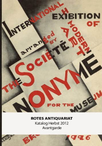 Als pdf herunterladen - Rotes Antiquariat