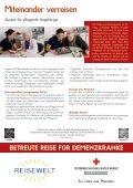Betreute Reise für Demenzkranke - Österreichisches Rotes Kreuz - Seite 2