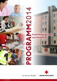 Kursprogramm 2014 als PDF herunterladen - Österreichisches ...