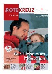 ROTEKREUZ Aus Liebe zum Menschen - Österreichisches Rotes ...