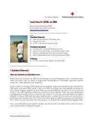Family News 3_08 - Österreichisches Rotes Kreuz