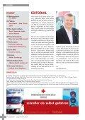 info-magazin rotes kreuz kufstein – wir sind für sie da! 01/2009 - Page 2