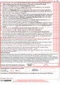 Muster Gesundheitsfragebogen - Österreichisches Rotes Kreuz - Page 2