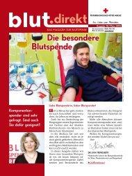 blut.direkt Ausgabe 18 - Österreichisches Rotes Kreuz
