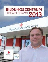 BILDUNGSZENTRUM - Österreichisches Rotes Kreuz