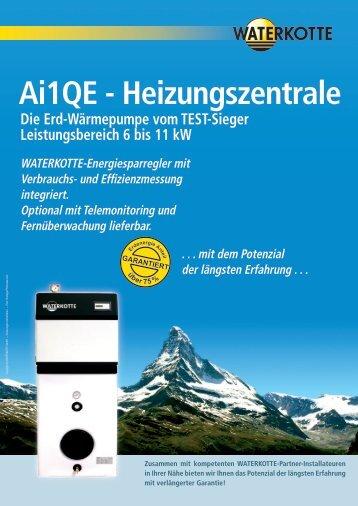 Ai1QE - Heizungszentrale - Bau- GmbH Roth