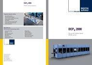 DEPX 2000 - Roth & Rau AG