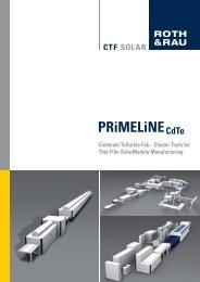 PRiMELiNE - Roth & Rau AG
