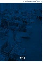 9-Monatsbericht 2011 - Investor Relations Center