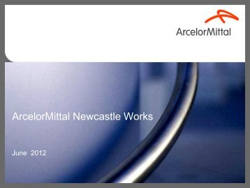 ArcelorMittal Newcastle Works - ArcelorMittal South Africa