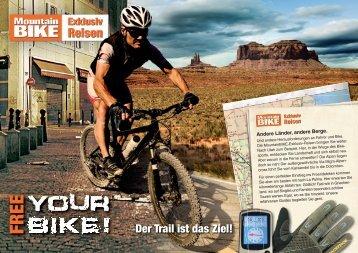 Leserreisen Mountainbike Magazin 2010 - Bike-sportreisen.de