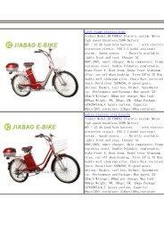 steel frame electric bike Product Model:JB-TDH01Z ... - Electric bikes