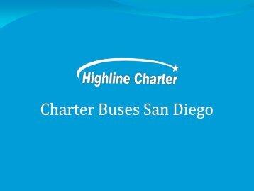 Charter Buses San Diego