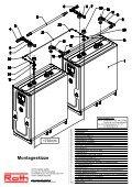 DWT 1500 (stirnseitige Aufstellung) - Roth Werke - Page 2