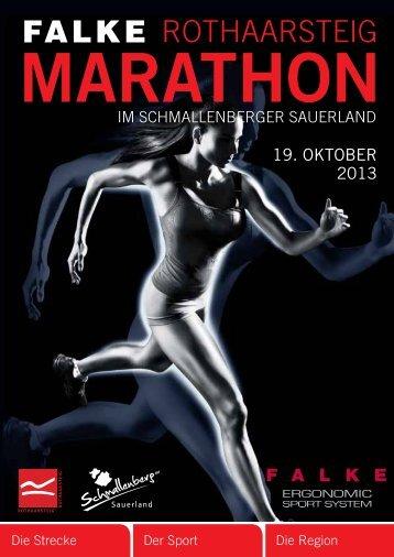 M - Rothaarsteig Marathon