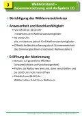 Schulung Landtagswahl und Bezirkswahl - Rothenburg ob der Tauber - Seite 4