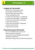 Schulung Landtagswahl und Bezirkswahl - Rothenburg ob der Tauber - Seite 7
