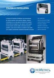 Product Sheet PDF. - RotoMetrics