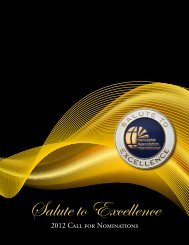 Salute to Excellence - Helicopter Association International