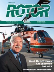 Current Issue - Helicopter Association International