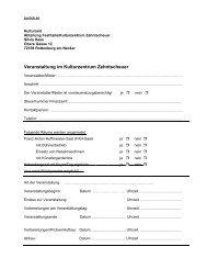 Technikblatt zum Franz-Anton_Hoffmeister-Saal - Stadt Rottenburg ...