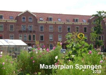 [PDF] Masterplan Spangen - Gemeente Rotterdam