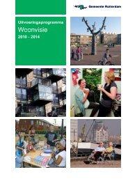 [PDF] Woonvisie - Gemeente Rotterdam