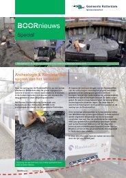 [PDF] BOORnieuws - Gemeente Rotterdam