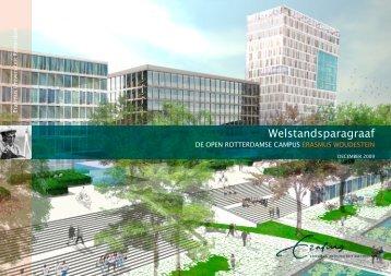 [PDF] Welstandsparagraaf - Gemeente Rotterdam