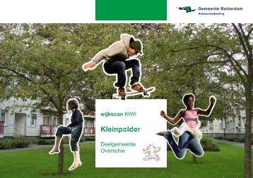 [PDF] Kleinpolder - Gemeente Rotterdam