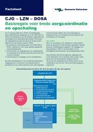 Factsheet zorgcoördinatie Rotterdam - Gemeente Rotterdam