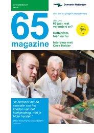 magazine - Gemeente Rotterdam