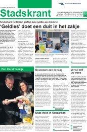 Stadskrant Rotterdam week 45-2011.indd - Gemeente Rotterdam