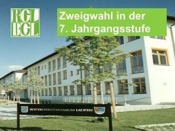 Informatik - Rottmayr-Gymnasium