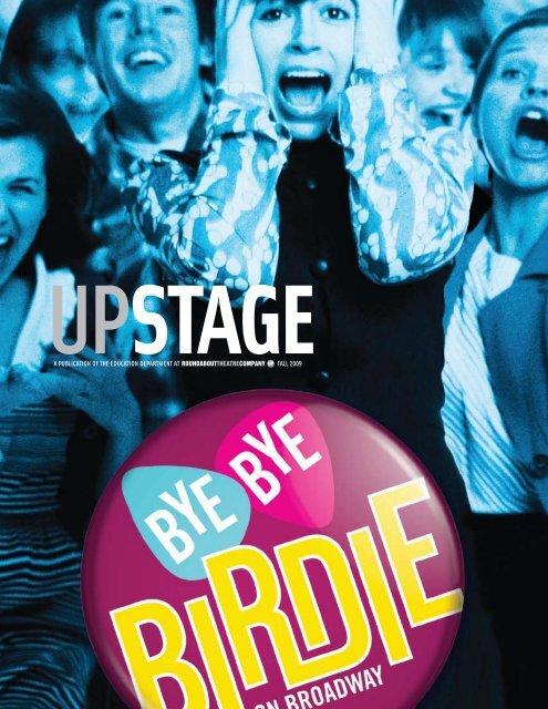Bye Bye Birdie - Roundabout Theatre Company
