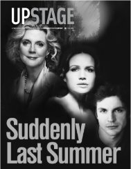Suddenly Last Summer - Roundabout Theatre Company