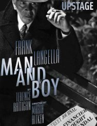 Man and Boy - Roundabout Theatre Company