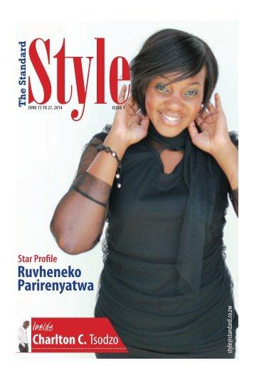 Standard Style 15 June 2014