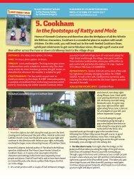 5. Cookham - Round & About Magazine