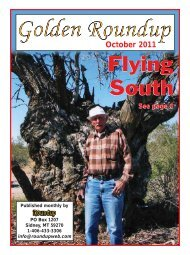 October 2011 - The Roundup
